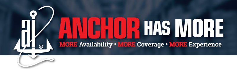 Anchor Adds More Honda Coverage